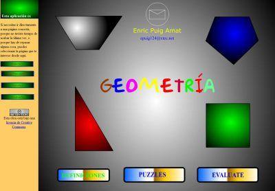 geometría: recursos de geometría