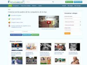 'Comunidades' on line para el ámbito educativo 4