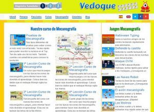 Mecanografía: 20 programas y juegos para aprender 12