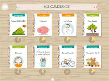 Aplicación Pupitre de Santillana - recursos educativos
