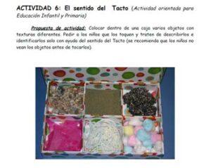 20 recursos para trabajar los cinco sentidos en Educación Infantil 3