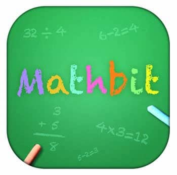 Mathbit Matemáticas en el iPad