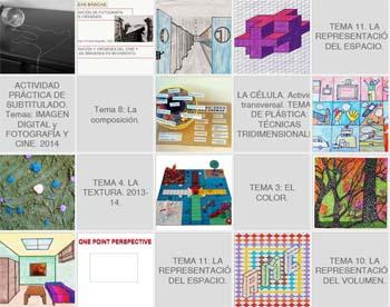 Educación Plástica IES Pintor Antonio López