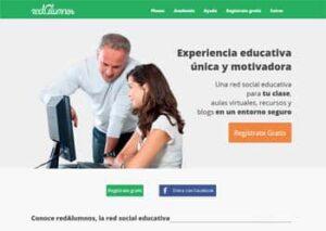 redalumnos Comunidades on line para el ámbito educativo