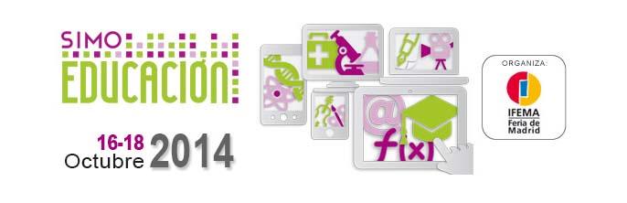 SIMO Educación 2014 selecciona 20 experiencias TIC en las aulas para formar parte de su programa 1
