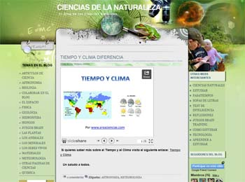 Blog Ciencias de la Naturaleza