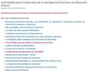¿Cómo trabajar la inteligencia emocional en Infantil? 8