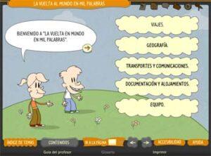 Portal de Educación Junta Castilla y León