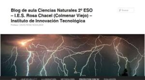 Blogs para la asignatura de Ciencias Naturales 7