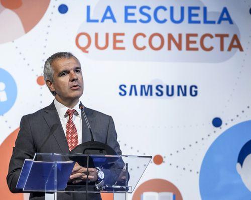 Celestino García - Vicepresidente Corporativo de Samsung