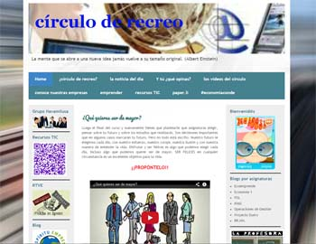 Círculo de recreo, un blog de blogs 1