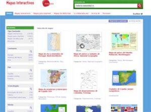 Webs con mapas interactivos 5