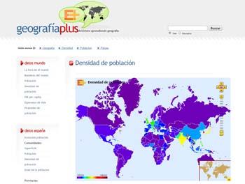 geografía plus