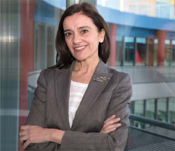 María Valcarce, directora de SIMO Educación