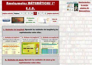 Recursos para estudiar el sistema métrico decimal 7