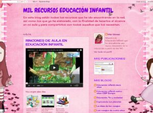 Blogs con recursos para Infantil 5
