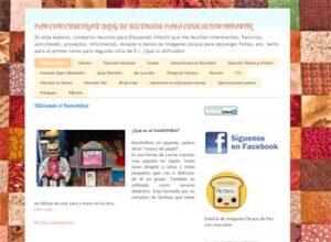Blogs con recursos para Infantil 3