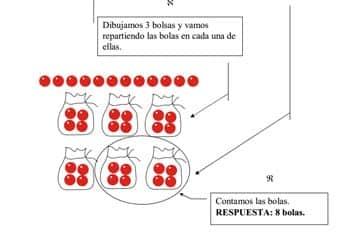 Recurso Fichas para trabajar las fracciones (5º de Primaria)