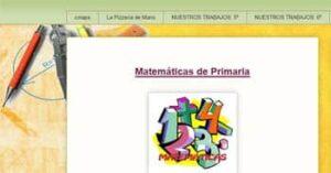 25 blogs de Matemáticas para Primaria 6