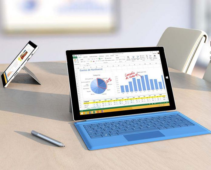 Surface Pro 3: ¿tableta o portátil? 1