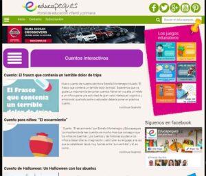 Cuentos interactivos para fomentar la lectura 11