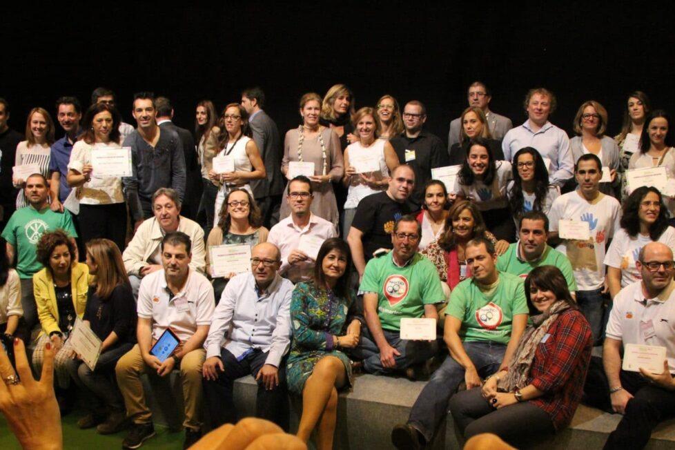 Ganadores de la II edición de los Premios a la Innovación Educativa en SIMO Educación 3
