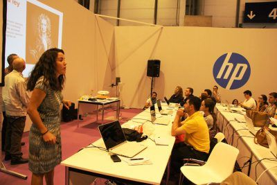 Marta Cervera. Taller de inglés 'That's the way'