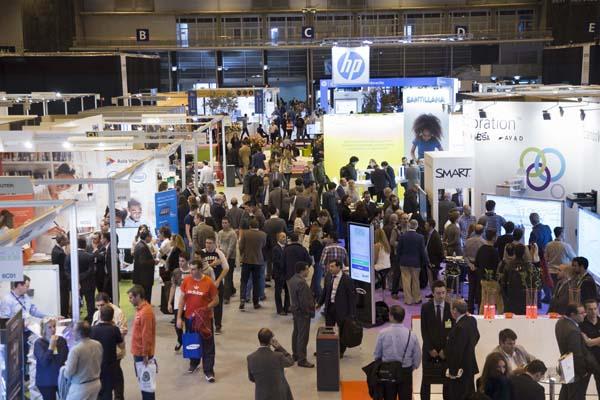 Más de 7.500 profesionales visitaron SIMO Educación 2014 1
