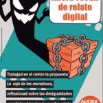 Nueva edición del concurso 'Relato digital' 2