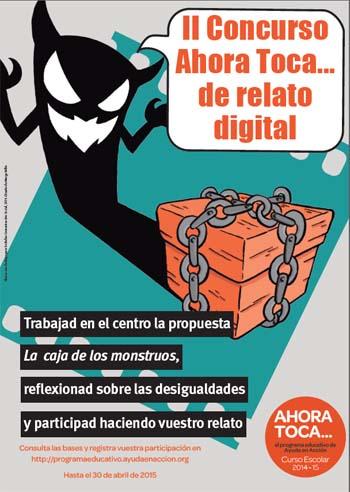 II edición conurso Relato Digital