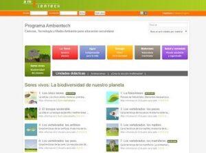 Recursos para Biología en Secundaria y Bachillerato 6