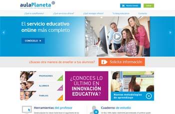 El plan de Formación para el profesorado de aulaPlaneta, en SIMO Educación