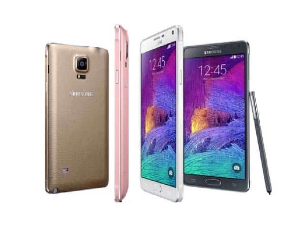 Samsung Galaxy Note 4: un phablet con alma de tableta