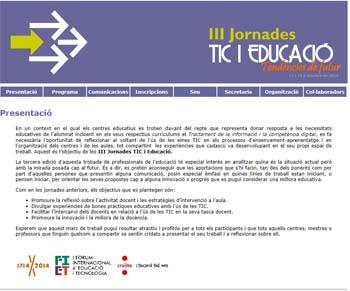 Jornadas para debatir sobre las TIC y la Educación