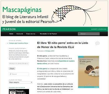 mascapáginas Literatura Infantil