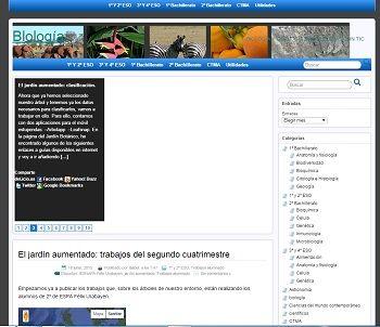 multiblog biología actividades para bachillerato