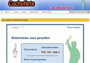 Blogs de música para el aula de Primaria 6