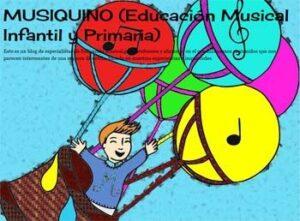 Blogs de música para el aula de Primaria 8