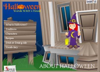 Recursos para la fiesta de Halloween 2
