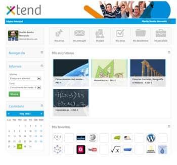 El entorno de aprendizaje Xtend, en SIMO Educación