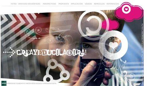 Crea y Educolabora!, un proyecto colaborativo para cambiar la educación 1