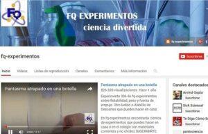 20 canales de vídeo para hacer experimentos 8