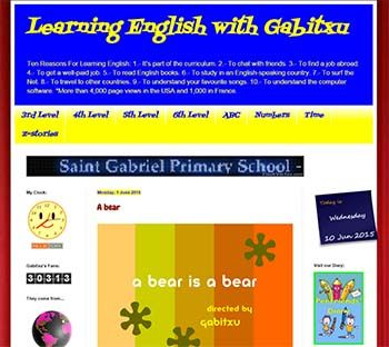 Learning english with Gabitxu