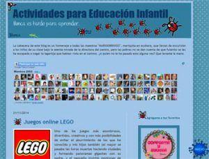 Blogs con recursos para Infantil 8