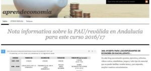 10 webs con recursos de Economía para usar en clase 9