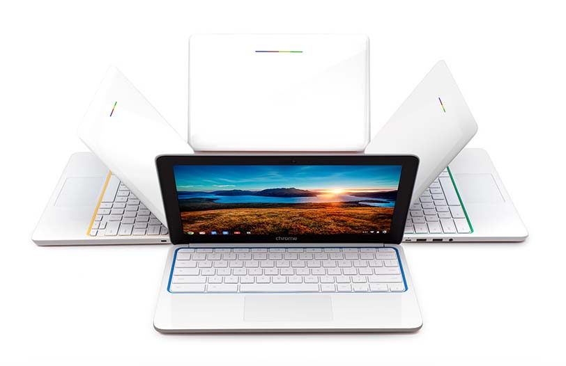 HP Chromebook chrome1