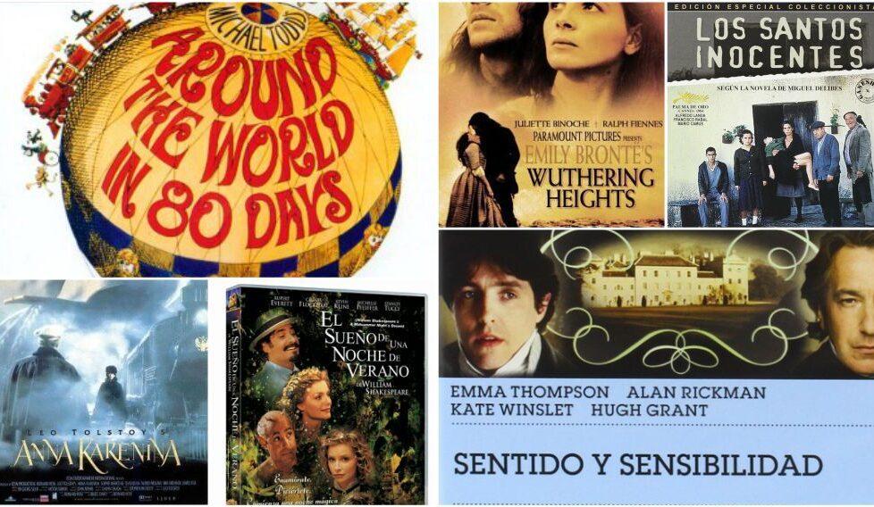 clásicos de la literatura llevados al cine