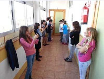 Alumnos del CEIP San Miguel de Armilla (Granada) descubren las ventajas de trabajar con tabletas 2