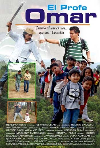 Película El profe Omar películas sobre profesores