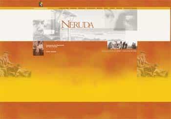 Neruda Universidad de Chile